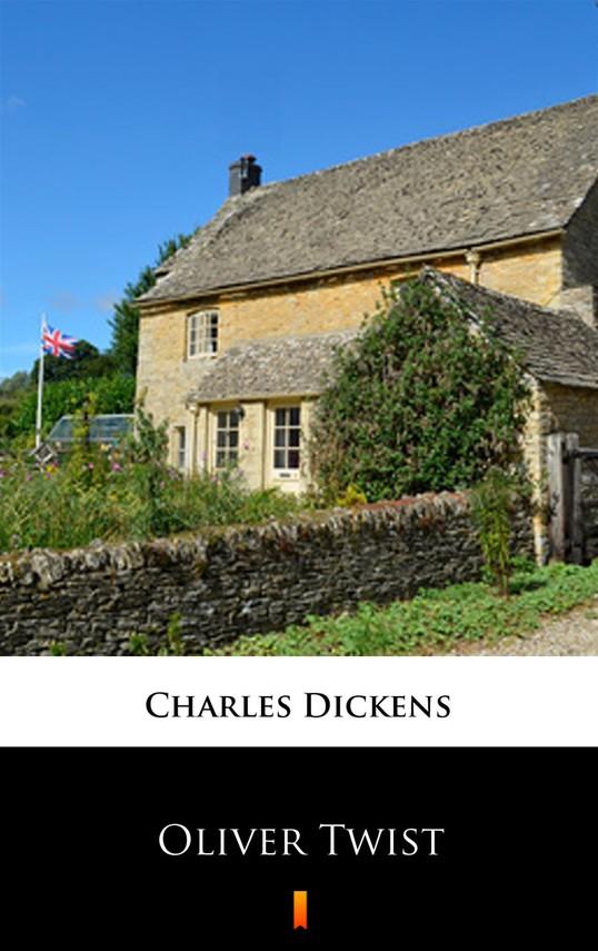 okładka Oliver Twistebook | epub, mobi | Charles Dickens