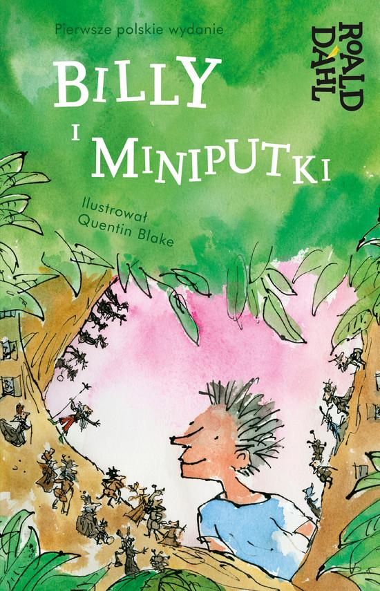 okładka Billy i Miniputkiebook | epub, mobi | Roald Dahl