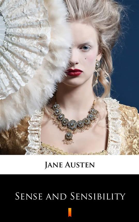 okładka Sense and Sensibility, Ebook | Jane Austen
