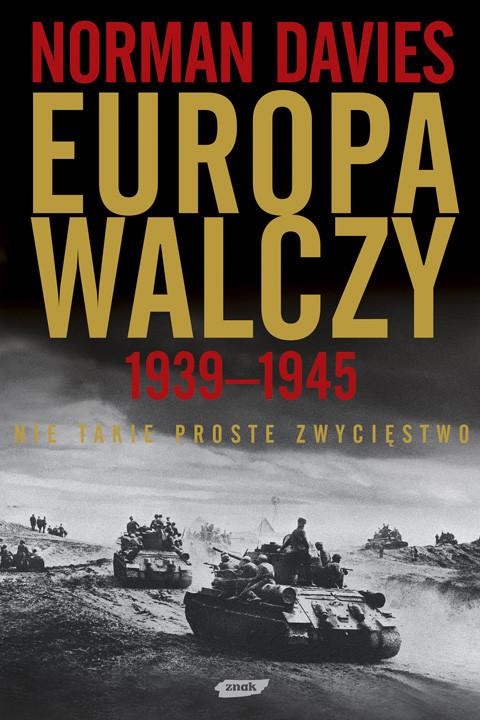 okładka Europa walczy, Ebook | Norman Davies