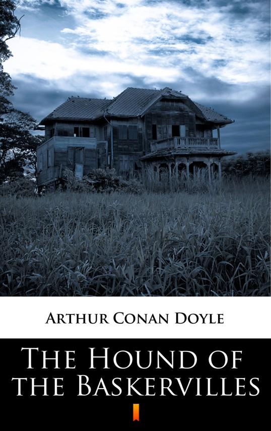 okładka The Hound of the Baskervillesebook   epub, mobi   Arthur Conan Doyle