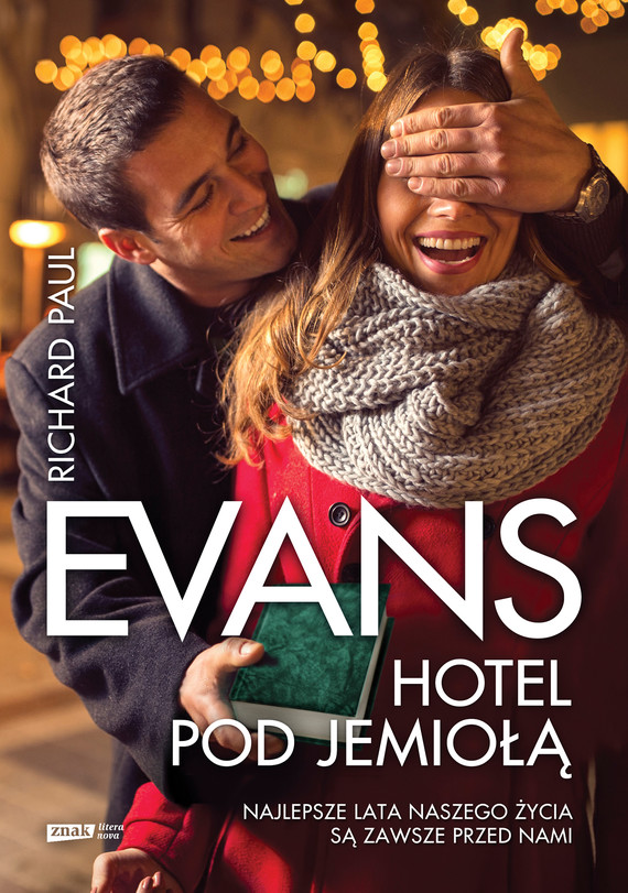 okładka Hotel pod jemiołą, Ebook | Richard Paul Evans