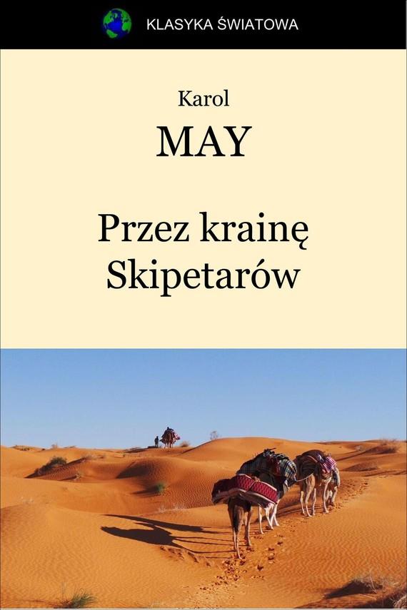 okładka Przez krainę Skipetarów, Ebook   Karol May