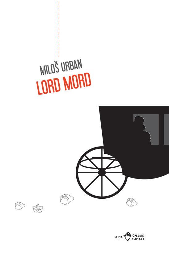 okładka Lord Mordebook | epub, mobi | Miloš  Urban
