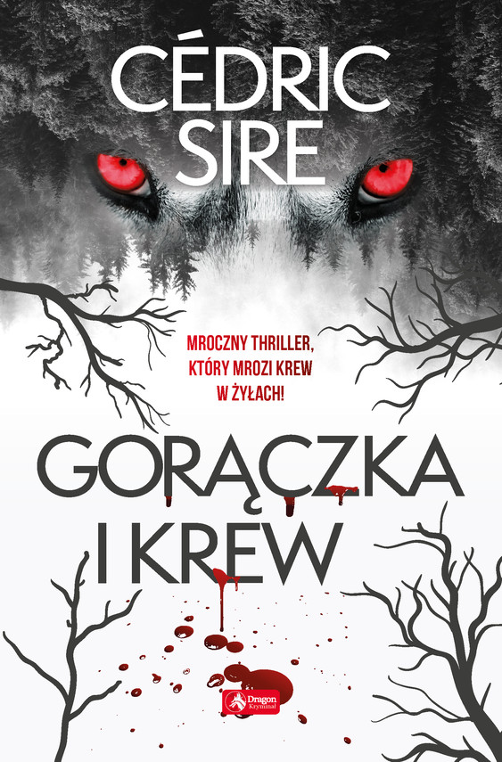okładka Gorączka i krew, Ebook | Sire Cédric