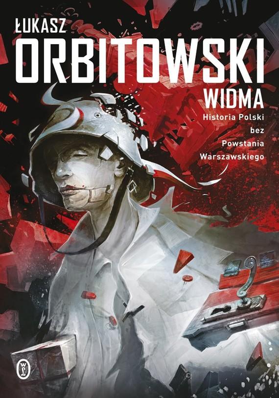 okładka Widmaebook | epub, mobi | Łukasz Orbitowski