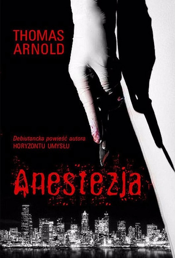 okładka Anestezjaebook | epub, mobi | Thomas Arnold