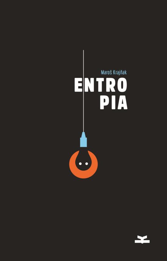 okładka Entropia, Ebook | Maroš  Krajňak