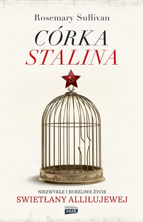 okładka Córka Stalinaebook   epub, mobi   Rosemary Sullivan