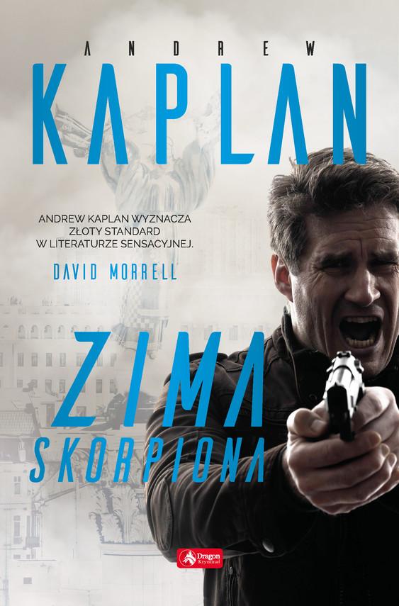 okładka Zima Skorpiona, Ebook | Andrew Kaplan