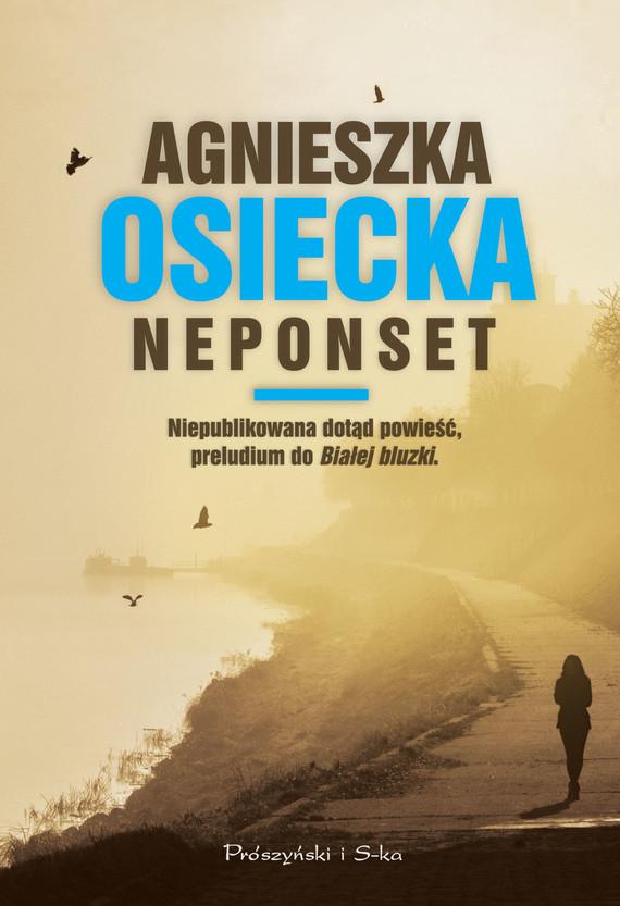 okładka Neponset, Ebook   Agnieszka Osiecka