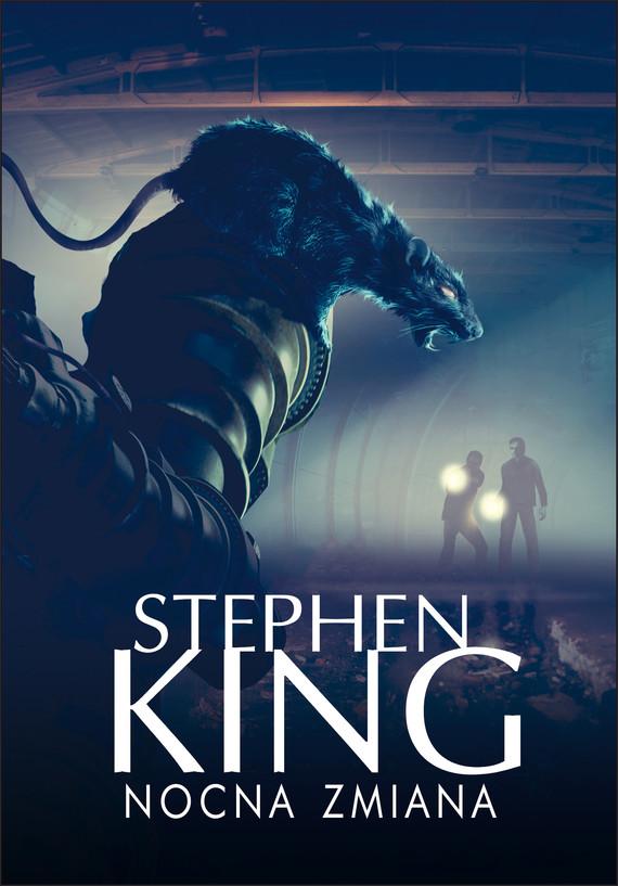 okładka Nocna zmianaebook | epub, mobi | Stephen King