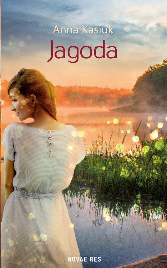 okładka Jagoda, Ebook | Anna Kasiuk