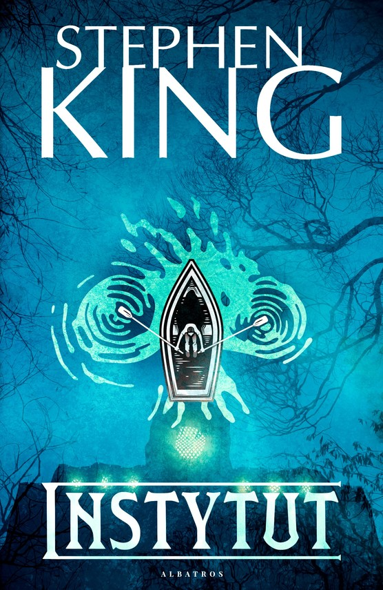okładka Instytutebook | epub, mobi | Stephen King