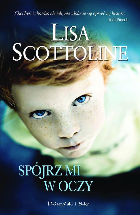 okładka Spójrz mi w oczyebook | epub, mobi | Lisa Scottoline