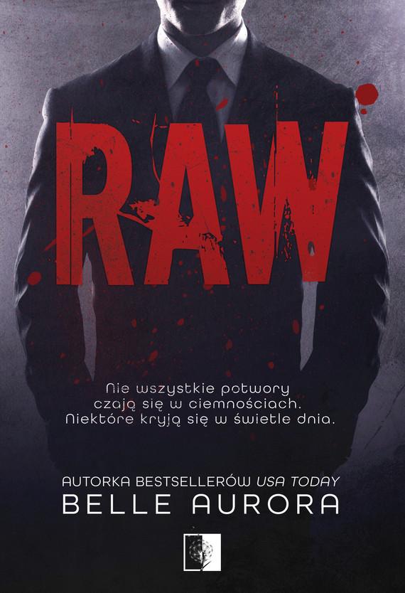 okładka Raw, Ebook   Belle Aurora
