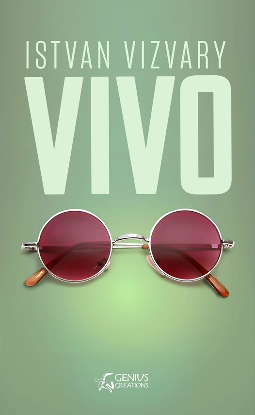 okładka Vivoebook | epub, mobi | Istvan Vizvary