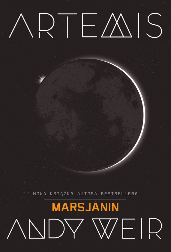 okładka Artemisebook | epub, mobi | Andy  Weir