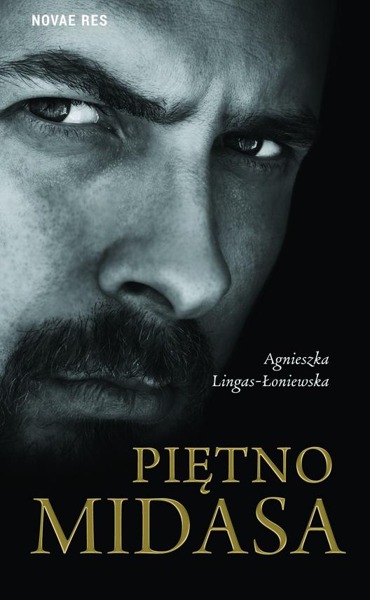 okładka Piętno Midasa, Ebook | Agnieszka Lingas-Łoniewska