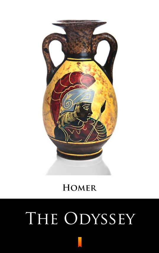 okładka The Odyssey, Ebook | praca zbiorowa