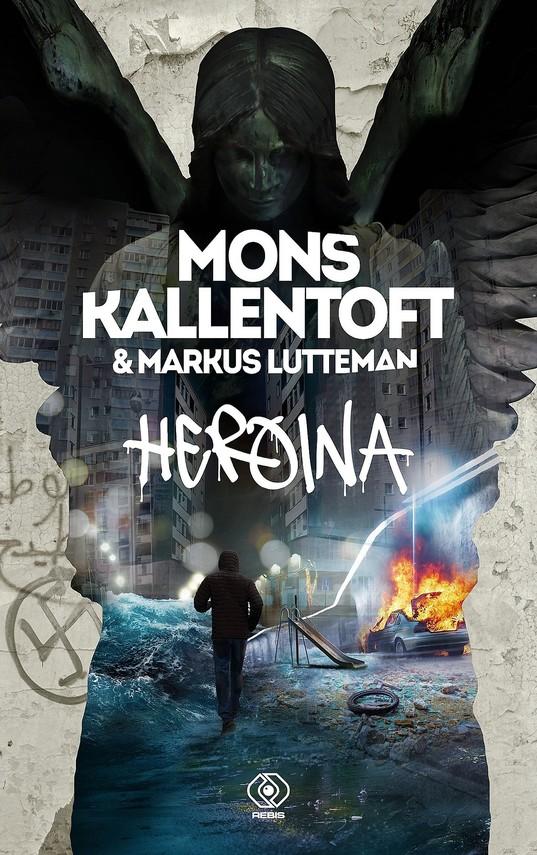 okładka Herkules (Tom 4). Heroina, Ebook | Mons Kallentoft