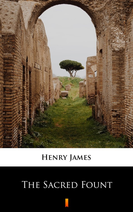 okładka The Sacred Fount, Ebook | Henry James