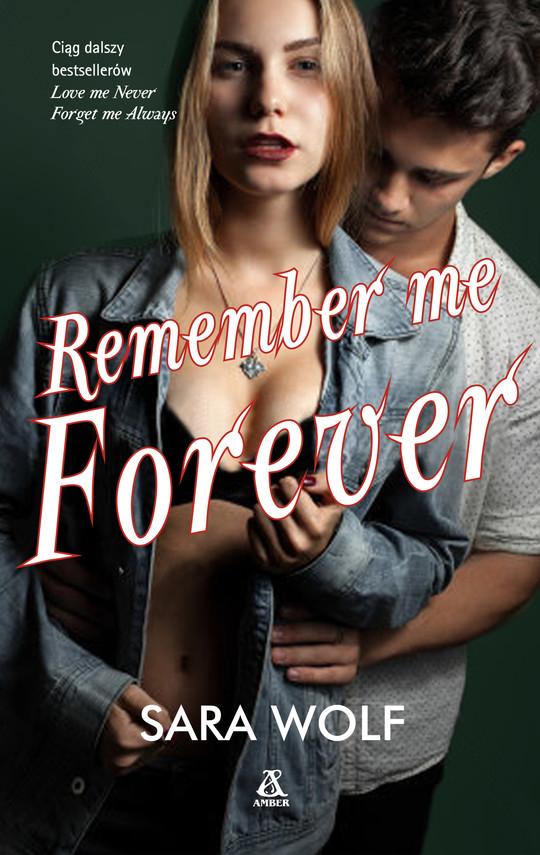 okładka Remember Me Foreverebook | epub, mobi | Sara Wolf