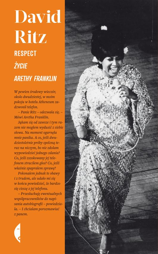 okładka Respect. Życie Arethy Franklinebook | epub, mobi | David Ritz