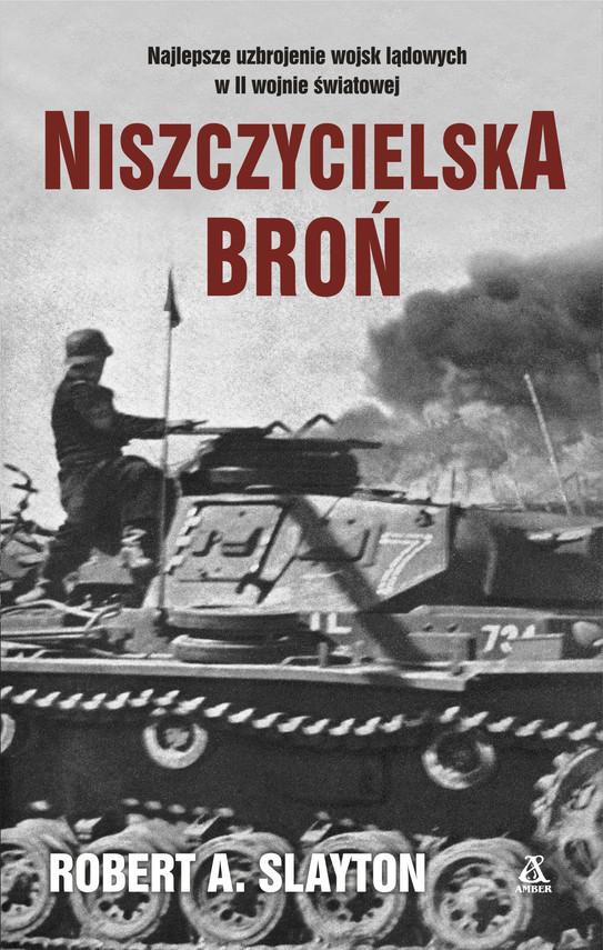 okładka Niszczycielska brońebook   epub, mobi   Robert A. Slayton