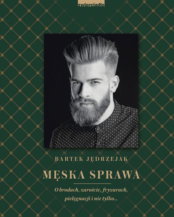okładka Męska sprawaebook   epub, mobi   Bartek Jędrzejak