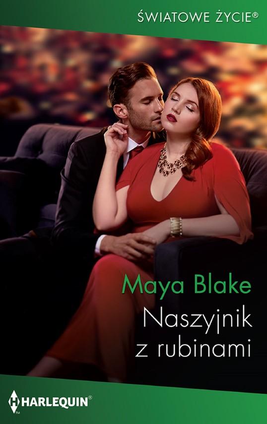 okładka Naszyjnik z rubinamiebook   epub, mobi   Maya Blake