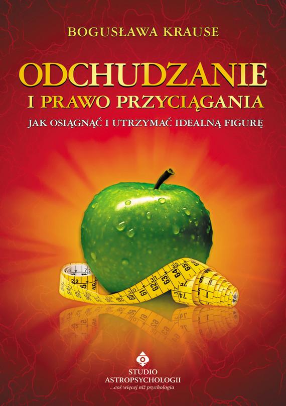 okładka Odchudzanie i Prawo Przyciąganiaebook   epub, mobi   Krause Bogusława