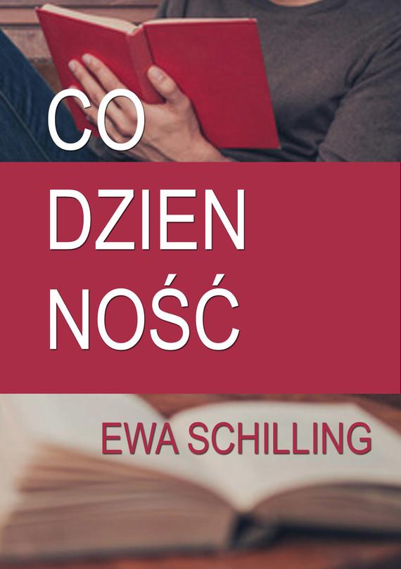 okładka Codzienność, Ebook | Ewa Schilling