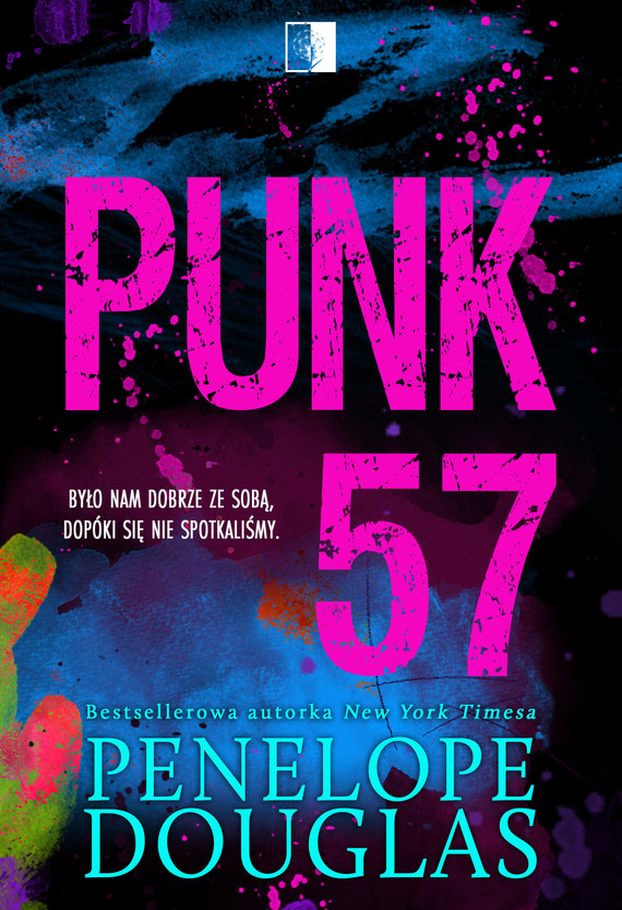 okładka Punk 57ebook   epub, mobi   Douglas Penelope