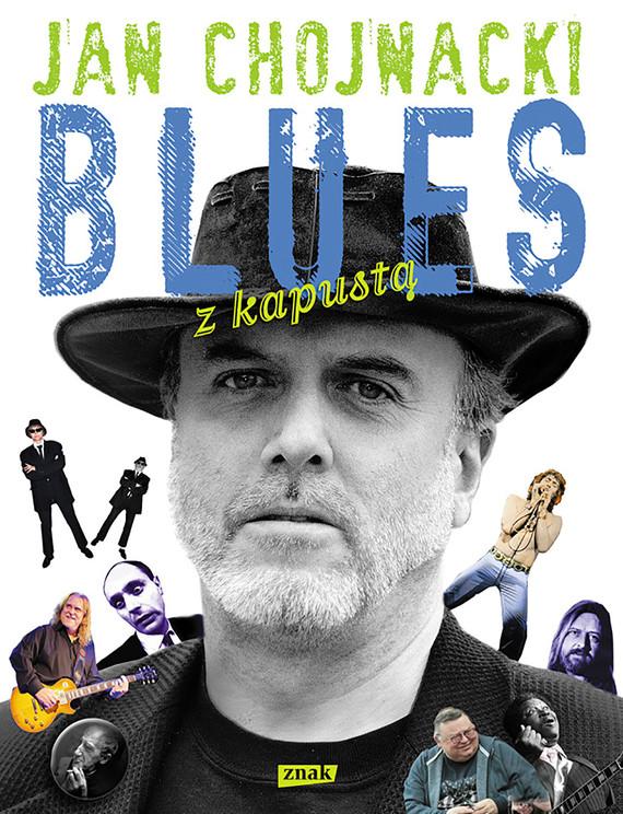 okładka Blues z kapustąebook | epub, mobi | Jan Chojnacki