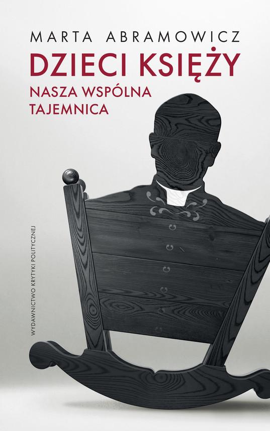 okładka Dzieci księży, Ebook | Marta Abramowicz