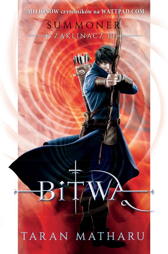 okładka Summoner: Zaklinacz 3. Bitwa, Ebook | Taran Matharu