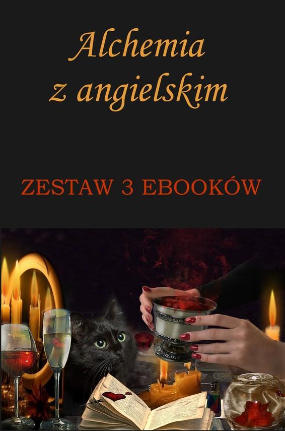 okładka Alchemia z angielskim. Zestaw 3 ebooków, Ebook | Marta Owczarek, Arthur Conan Doyle, William Butler Yeats