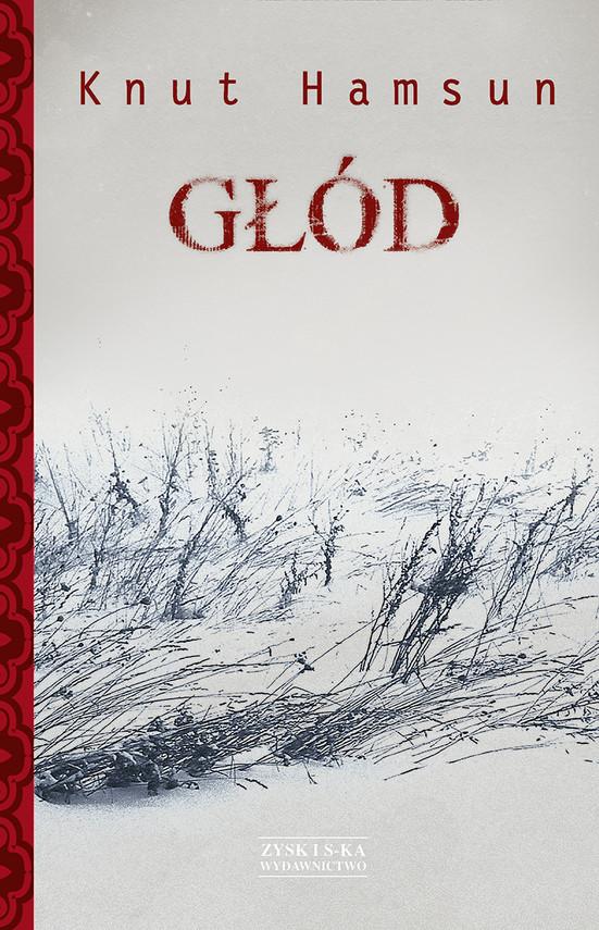 okładka Głódebook | epub, mobi | Knut Hamsun