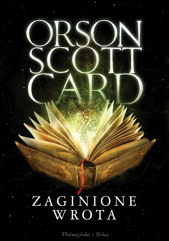 okładka Zaginione wrota, Ebook | Orson Scott Card