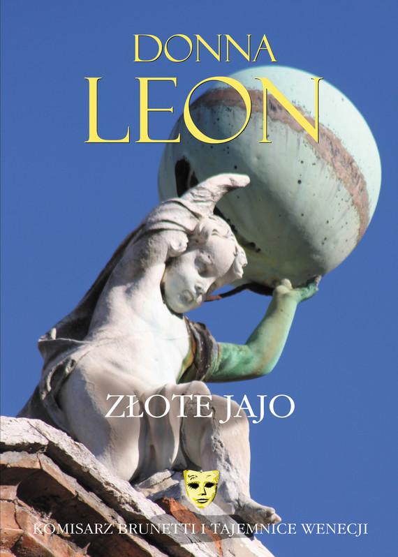 okładka Złote jajo, Ebook | Donna Leon