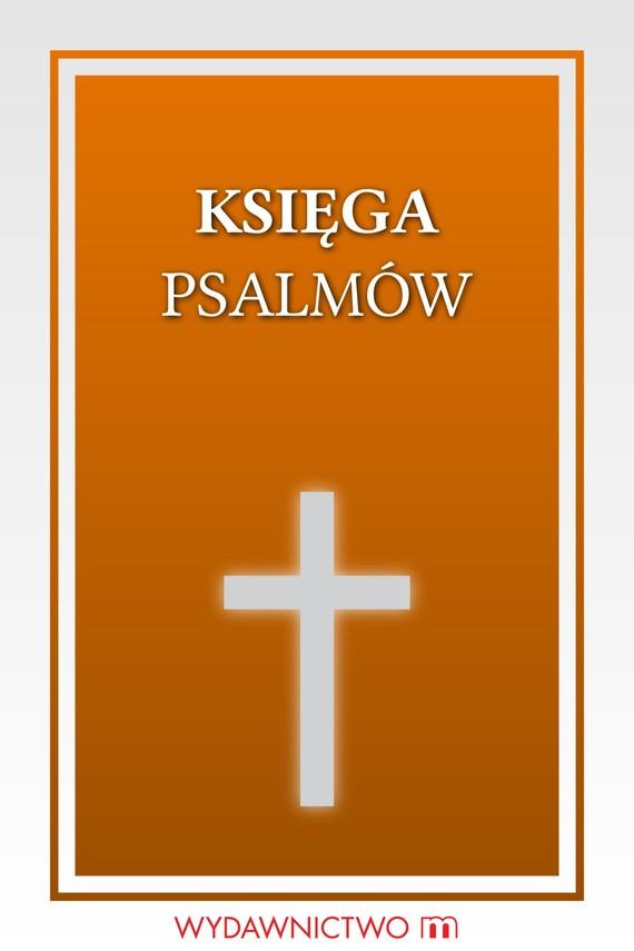 okładka Księga Psalmówebook | epub, mobi | autor zbiorowy