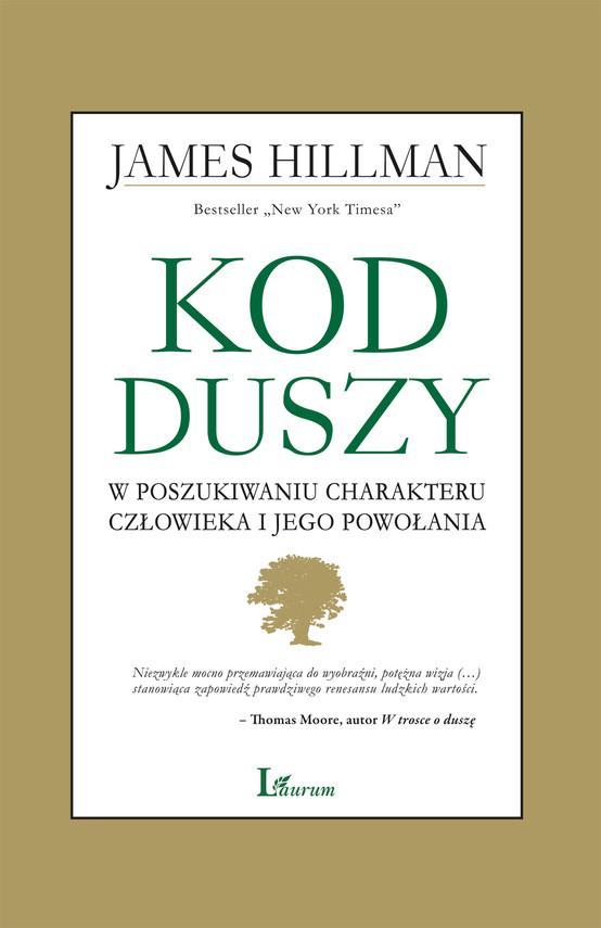 okładka Kod duszy, Ebook | James  Hillman