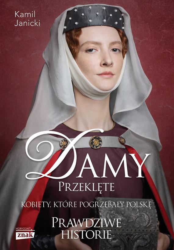 okładka Damy przeklęteebook | epub, mobi | Kamil Janicki