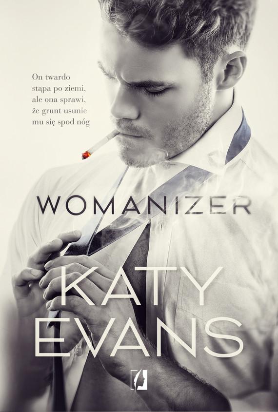 okładka Womanizer, Ebook | Katy Evans