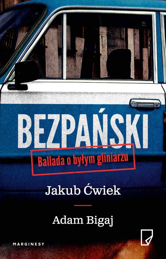 okładka Bezpański, Ebook   Jakub Ćwiek, Adam Bigaj