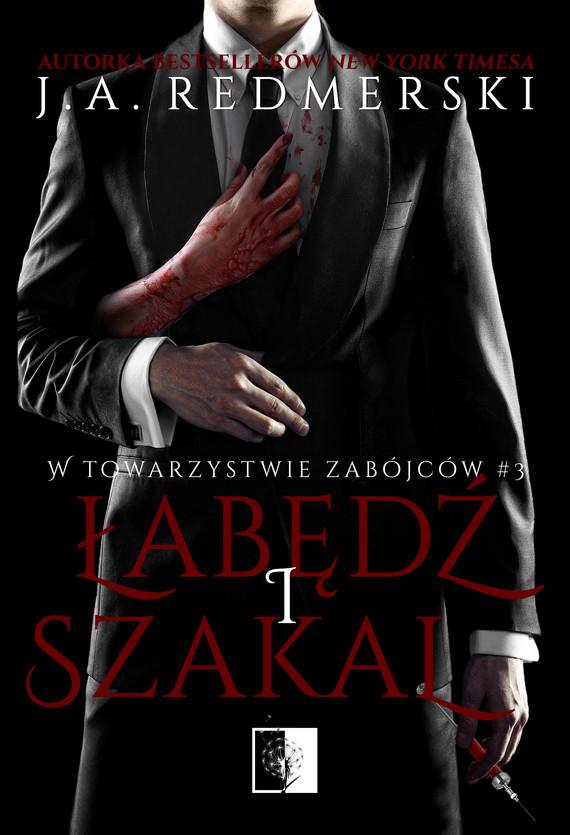 okładka Łabędź i Szakal, Ebook | J.A. Redmerski
