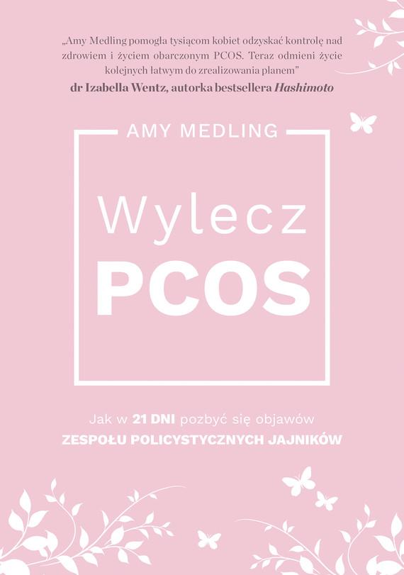 okładka Wylecz PCOS, Ebook   Medling Amy