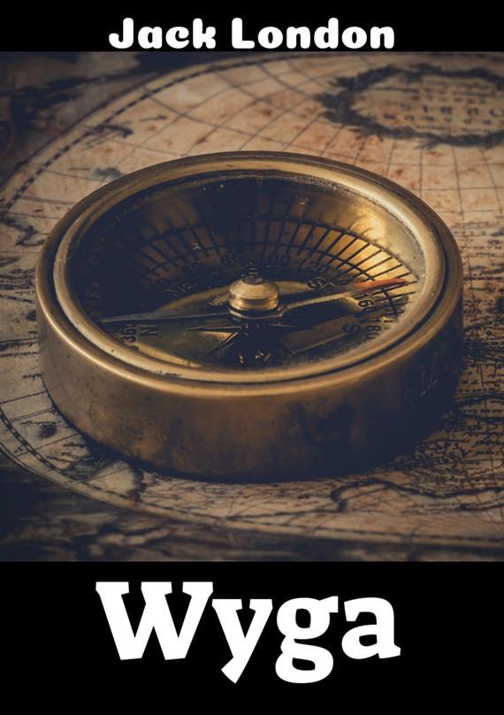 okładka Wyga, Ebook | Jack London