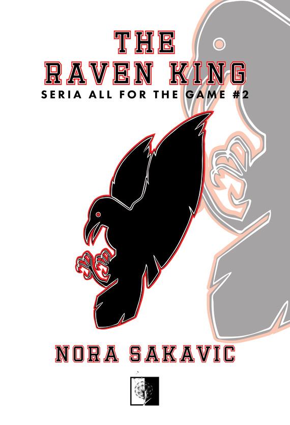 okładka The Raven Kingebook | epub, mobi | Nora Sakavic